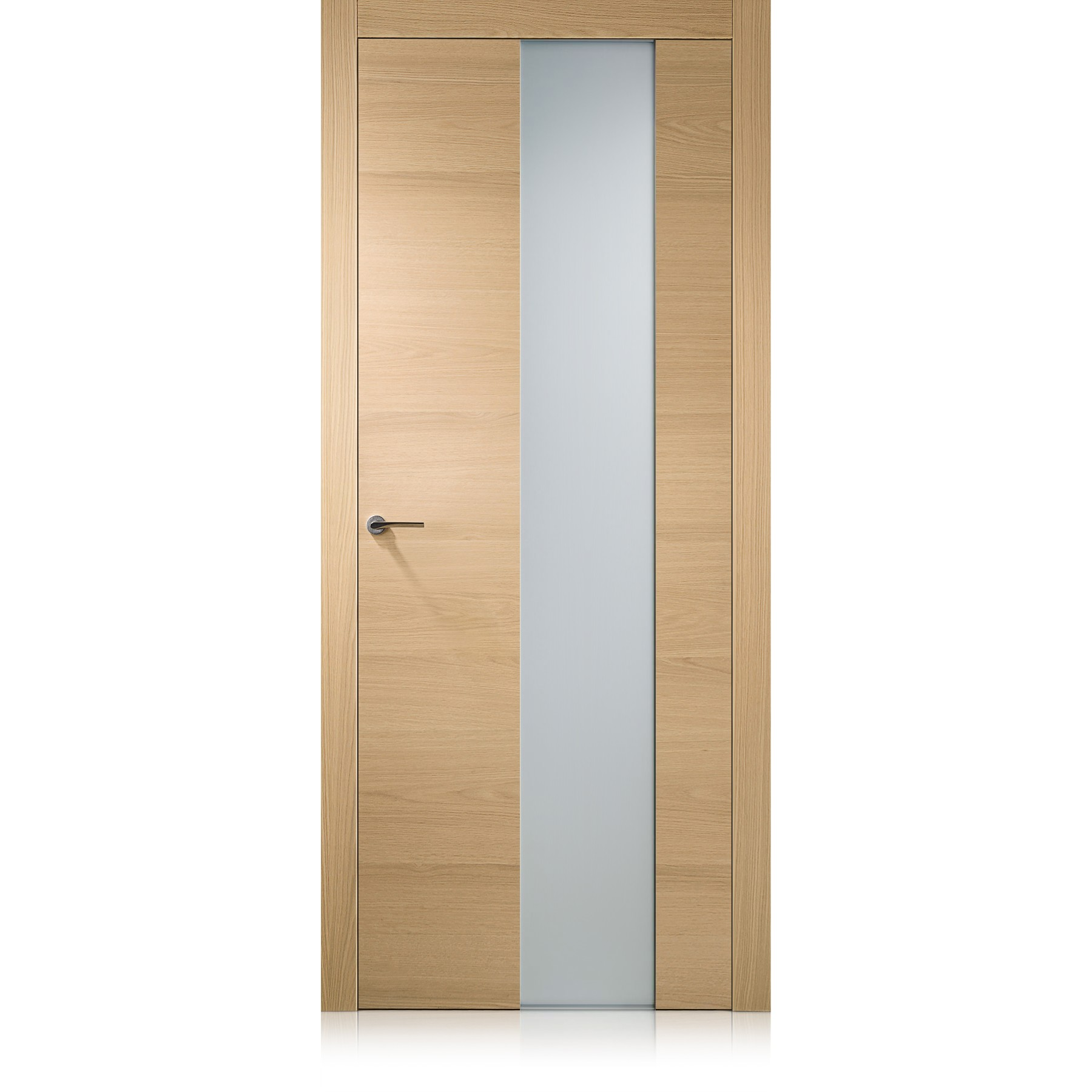 Exit vetro rovere natural touch door