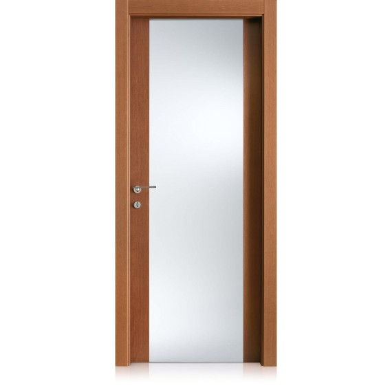 Glass tanganika door