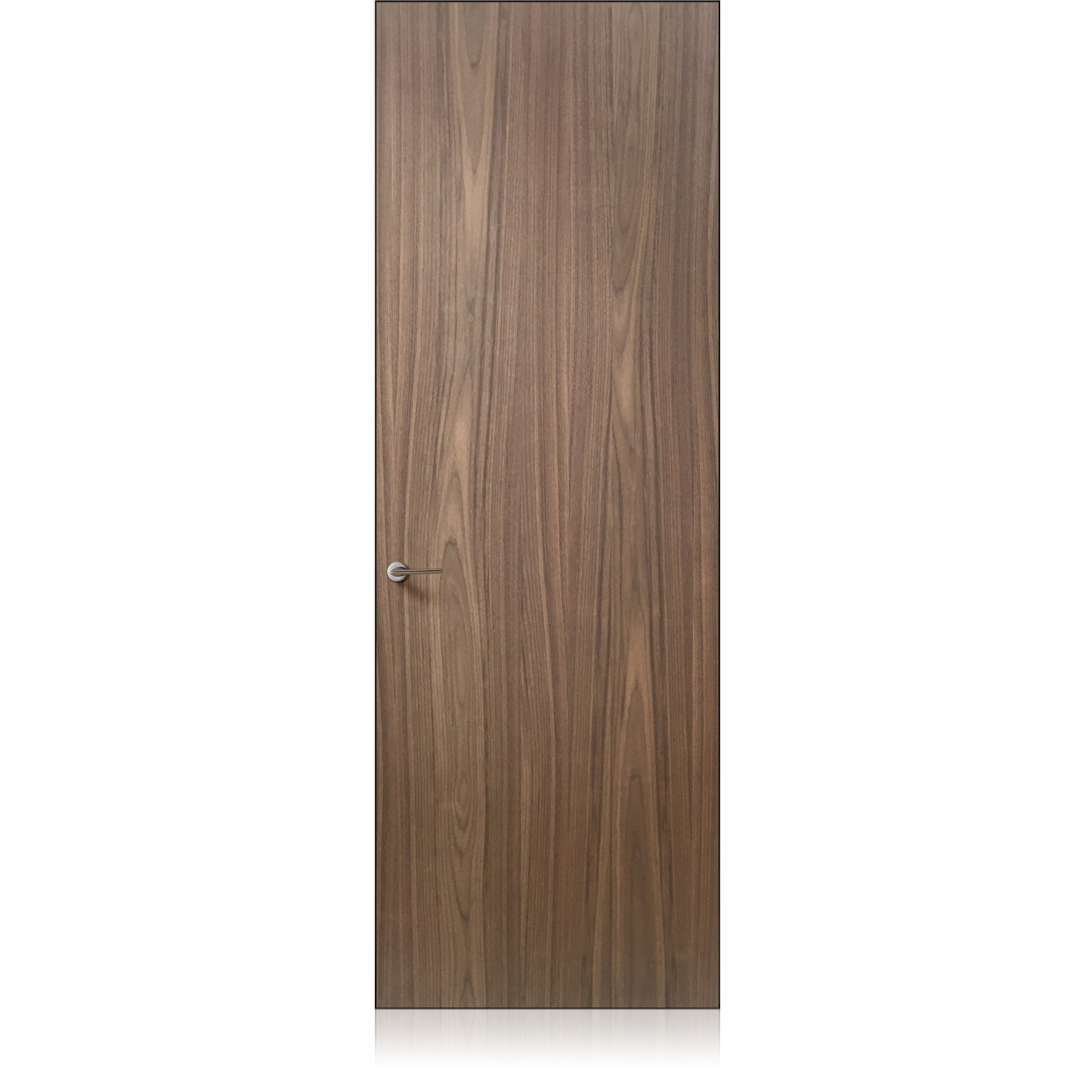 Exitlyne Zero noce canaletto natural touch door