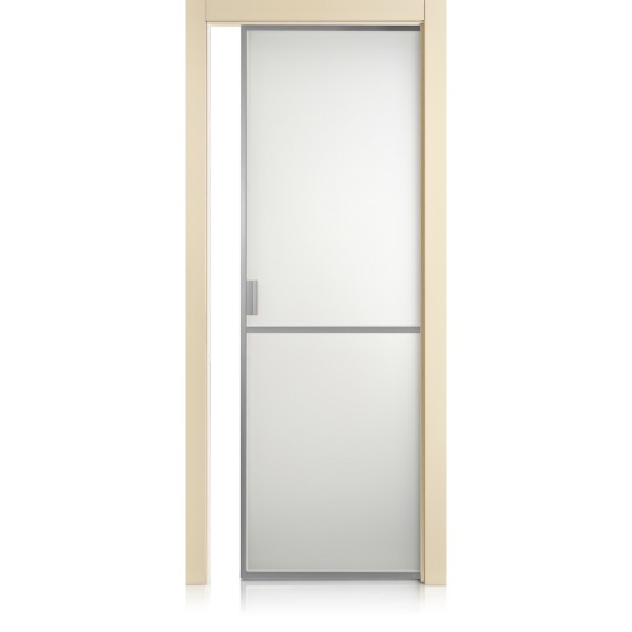 Cristal Frame / 1 cremy door