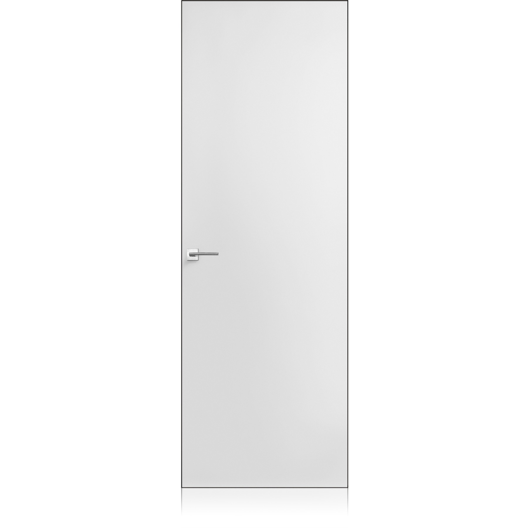 Equa Zero bianco optical door