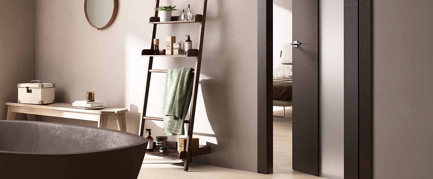 Porte Interne Contemporanee con Venature - Equa - FerreroLegno