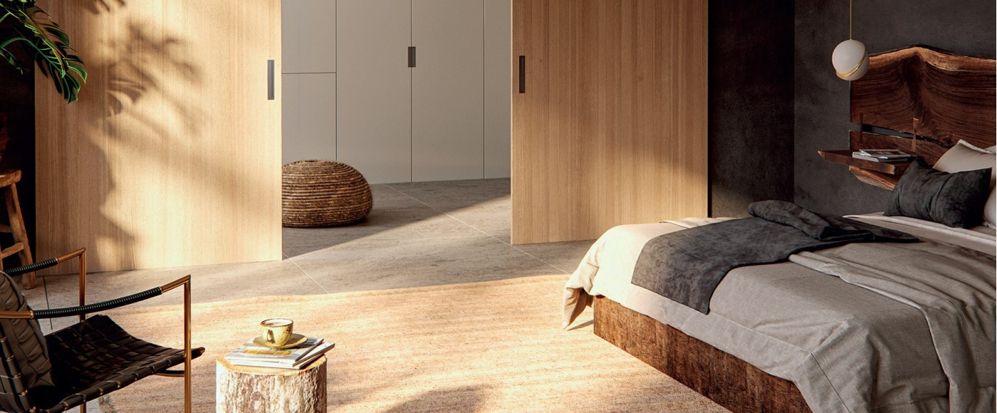 Ferrero Legno Scenario Lignum Collection - Italian Wooden Doors
