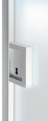 Lock with key hole <span>for Cristal Frame</span>