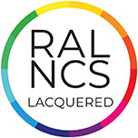 RAL/NCS Lacquered